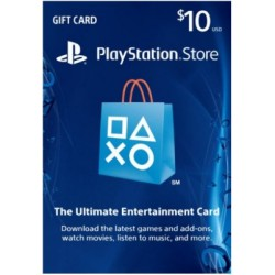 PlayStation Plus & Store Cards