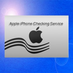 iPhone Check Services
