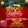 25 Deals of Christmas - Moto C 8GB